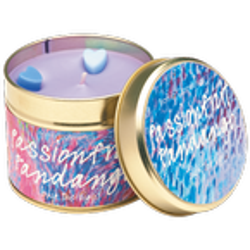 Bomb Cosmetics świeca zapachowa puszka Passionfruit Fandango