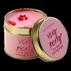 Bomb Cosmetics świeca zapachowa puszka Very Berry