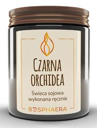 Bosphaera świeca sojowa CZARNA ORCHIDEA 190g