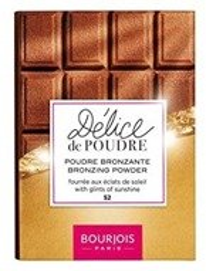 Bourjois Delice de Poudre Bronzante Puder brązujący 52 Peaux mates, 16,5 g