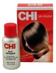 CHI Silk Infusion- Odżywka regenerująca włosy, jedwab do włosów