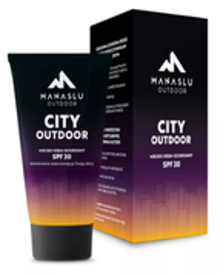 CITY OUTDOOR Miejski krem ochronny z filtrem SPF30 40ml