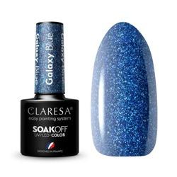 CLARESA Lakier hybrydowy Galaxy BLUE 5g