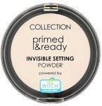COLLECTION Primer&ready invisible setting powder Puder prasowany 15g