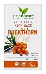 COSNATURE Naturalna multi-odżywcza maska do twarzy z rokitnikiem 2x8ml