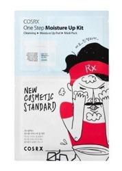COSRX One Step Moisture Up Kit Trzyetapowy jednorazowy zestaw nawilżający do twarzy