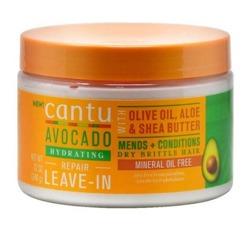 Cantu Avocado Leave-in Repair Cream Odżywka do włosów bez spłukiwania 340g