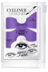 Catrice Eyeliner Designer silikonowy szablon do eyelinera 010