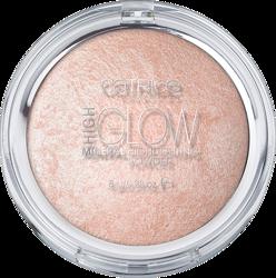 Catrice High Glow Mineral Powder - Puder rozświetlający 010 Light Infusio
