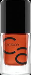 Catrice ICONails Acai Oil Lakier do paznokci z olejkiem Acai 83 Orange Is The New Black