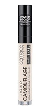 Catrice Liquid Camouflage High Coverage Concealer 010 Porcellain 5ml
