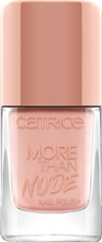 Catrice More Than Nude Lakier do paznokci 07 10,5ml