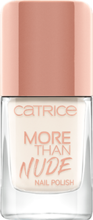 Catrice More Than Nude Lakier do paznokci 10 10,5ml