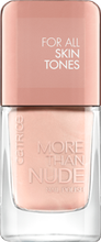 Catrice More Than Nude Lakier do paznokci 14 10,5ml