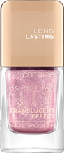 Catrice More than Nude  Lakier do paznokci 03 DANCING QUEEN 10,5 ml