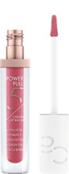 Catrice Power Full 5 Liquid Lip Balm Błyszczyk do ust 070 Luminous Grapes