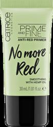 Catrice Prime And Fine Anti-Red NO MORE RED Baza pod makijaż redukująca zaczerwienienia 30ml
