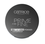 Catrice Prime And Fine Pore Refining Anti-Shine - Wodoodporny puder matujący 010 Translucent, 9 g