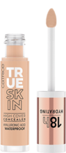 Catrice TRUE SKIN HIGH COVER CONCEALER Wodoodporny korektor do twarzy 020 Warm Beige 4,5ml