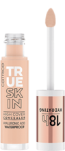 Catrice TRUE SKIN HIGH COVER CONCELAER Wodoodporny korektor do twarzy 010 Cool Cashmere 4,5ml