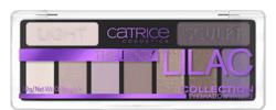 Catrice The Edgy Lilac Paletka cieni do powiek