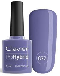 Clavier Lakier Hybrydowy ProHybrid 072 7,5ml