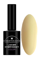 Cosmetics Zone Lakier hybrydowy 168 Sunflower 7ml