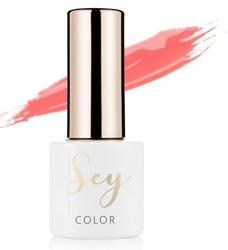 Cosmetics Zone Sey Lakier hybrydowy S128 Energetic Peach 7ml