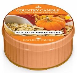 Country Candle Daylight Świeczka Spiced Pumpkin Seeds