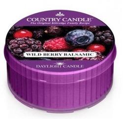 Country Candle Daylight Świeczka Wild Berry Balsamic