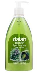 DALAN Therapy mydło w płynie Rozmaryn&Oliwa z oliwek 400ml