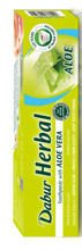 Dabur Herbal Pasta do zębów z aloesem bez fluoru 100ml