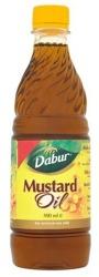Dabur Mustard oil Olej musztardowy 500ml