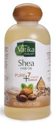 Dabur Vatika Shea Hair Oil Olejek do włosów 150ml