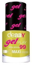 Debby Gel Play Lakier do paznokci 99 7,5ml