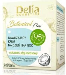 Delia Botanical krem Nawilżający Dzień/Noc 50ml