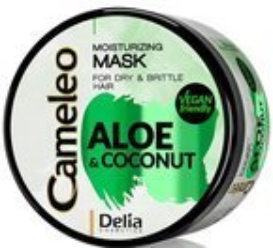 Delia Cameleo ALOE&COCONUT Maska do włosów 200ml