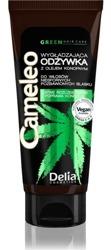 Delia Cameleo GREEN Wygładzająca odżywka z olejem konopnym 200ml