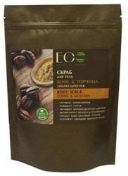EOLAB Coffee & Mustard Scrub do ciała Drenaż limfatyczny 40g