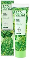 EcoDenta Pasta do zębów ze szpinakiem i fluorem Spinach Power 100ml