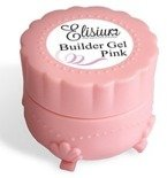 Elisium Builder Gel Pink Żel budujący 8ml