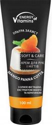 Energy of Vitamins żel pod prysznic Mango Panna Cotta 230ml