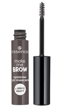 Essence Make Me Brow Maskara do brwi 04 Ashy brows