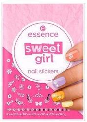 Essence Nail Stickers SWEET GIRL Naklejki do paznokci 44szt.