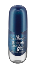 Essence Shine Last&Go! Żelowy lakier do paznokci 32 City of stars 8ml
