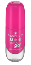 Essence Shine last&Go! lakier do paznokci 66 ROCK YOUR BODY 8ml