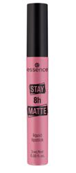 Essence Stay 8h MATTE Liquid Lipstick Matowa pomadka w płynie 05 Date proof 3ml