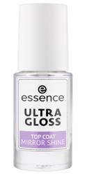 Essence nail ULTRA GLOSS top coat Top nabłyszczający do paznokci 8ml
