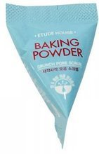 Etude House BAKING POWDER crunch pore scrub Peeling do twarzy 7g