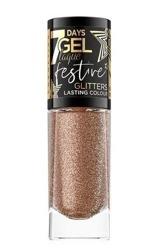 Eveline Cosmetics 7Days Gel Laque Festive Żelowy lakier do paznokci 06 8ml